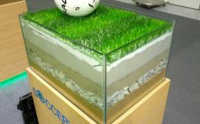 Phân loại nền hạ sân bóng cỏ nhân tạo