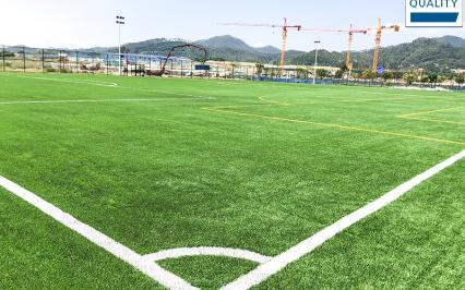 Dự án sân bóng FIFA Thành phố Tri thức Trung Tân Quảng Châu (Trung Quốc)