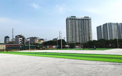 Giới thiệu về hệ thống nền hạ sân cỏ